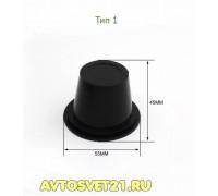 Крышки резиновые для фар (7 типов)