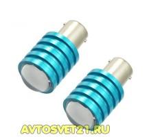 Лампа светодиодная P21/5W CREE (2-конт.)