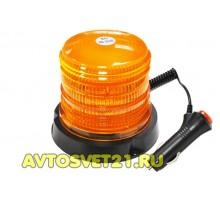 Мигалка LED SMD (Оранжевая) 12-24V