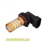 Лампа светодиодная HB4 (9006) 54smd с Линзой