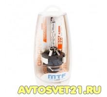 Лампа Ксеноновая MTF D2S 4300K Original
