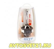 Лампа Ксеноновая MTF D4S 4300K Original