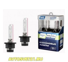 Лампы Ксеноновые MTF D4S Active Night +30%