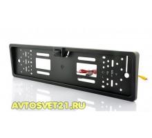 Камера заднего вида в рамке номерного знака Interpower IP-616