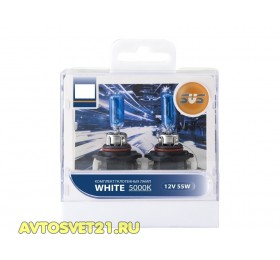 Автолампы HB4 SVS White 5000K