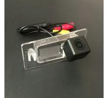 Камера заднего вида Hyundai Solaris 2014-2019 Седан