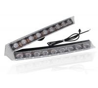 Дневные Ходовые Огни DRL CP-A6 12V - 300*32*30мм