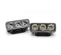 Дневные Ходовые Огни DRL CP-N1 12V - 85*30*35мм