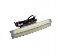 Дневные Ходовые Огни высокой мощности KS-C2084 (255*37*26мм) 9-32V + Стабилизатор