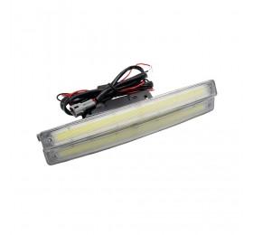 Дневные Ходовые Огни высокой мощности KS-C2084 (200*40*25мм) 9-32V + Стабилизатор