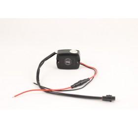 Стабилизатор напряжения для светодиодов и ДХО 12-24В