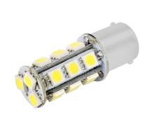 Лампа светодиодная P21W 18SMD