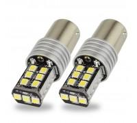Лампа светодиодная P21/5W 15SMD с Обманкой