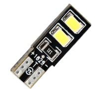 Лампа светодиодная w5w T10 4SMD 5730