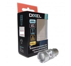 Лампа светодиодная P21/5W Dixel 450 Lm (2-х конт.)