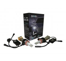 Светодиодные лампы Dixel G6 H11, H8, H16
