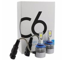 Светодиодные лампы C6 HB3 3800Lm