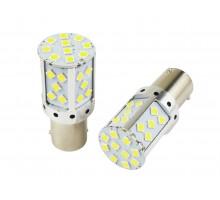 Лампа светодиодная P21W 35SMD Белая 12-24В