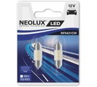 Лампы светодиодные c5w Neolux LED 31мм
