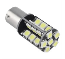 Лампа светодиодная P21W 30SMD с Обманкой