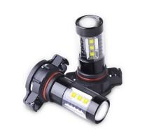 Лампа светодиодная PSX24W 16LED с Линзой CREE