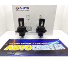 Светодиодные LED лампы Sariti E3 H4