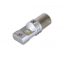 Лампа светодиодная P21W SVS 1156 5000K Canbus с Обманкой