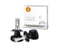Светодиодные лампы SVS H4 S1 Canbus