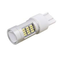 Лампа светодиодная Т20 7443 W21/5W 42SMD (2-х конт.) Гранта, Веста, Калина2, Рено
