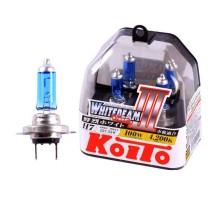 Автолампы H7 KOITO Whitebeam 4200K