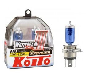 Автолампы H4 KOITO Whitebeam 4500K