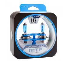 Автолампы Н7 MTF Vanadium