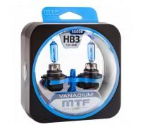 Автолампы HB3 (9005) MTF Vanadium