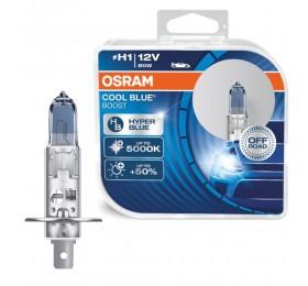 Автолампы H4 OSRAM Cool Blue Boost