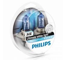 Автолампы H4 PHILIPS Diamond Vision 5000K