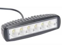 Светодиодная фара-прожектор 18W Flood 10-30V