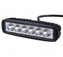 Светодиодная фара-прожектор 18W Spot Slim 10-30V