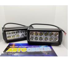 Светодиодная балка / фара-прожектор 36W Spot 10-30V