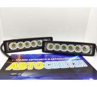 Светодиодная фара-прожектор 18W Flood Slim 10-30V