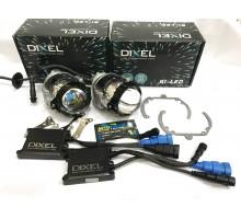 Набор для замены штатных линз Ford Mondeo 4 на Biled Dixel GTR