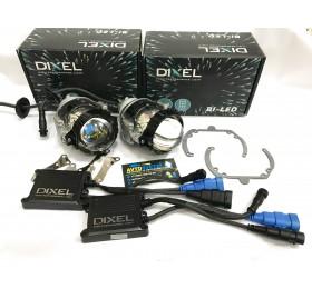 Набор для замены штатных линз Ford Focus 3 на Biled Dixel GTR