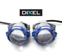 Светодиодные линзы Bi-Led Dixel GTR 5500K 3.0 дюйма