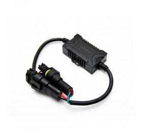 Преобразователь напряжения с 24В на 12В для светодиодных линз Dixel