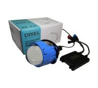 Светодиодные линзы Bi-Led Dixel GTR 5500K 2.5 дюйма