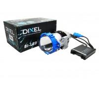 Светодиодные линзы Bi-Led Dixel GTR mini 5500K 3.0 дюйма (версия 2.0)