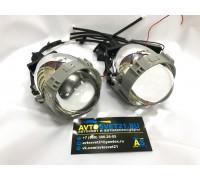 Светодиодные Би-LED линзы X-BRIGHT M1 H-Series 3.0 5000K 12V