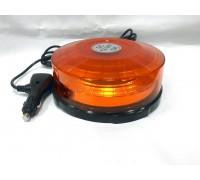 Светодиодная мигалка мини-балка оранжевая 12-24V