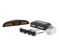 Парктроник SVS LED 088 с дисплеем Черный / Белый