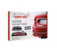 Парктроник Sho-Me 2616 8 датчиков с дисплеем Черный