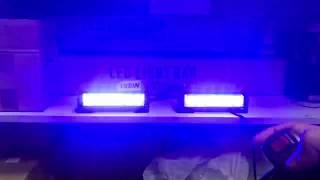 Стробоскоп Federal 6 LED Синий